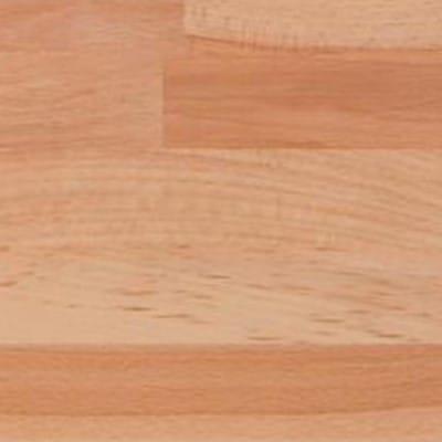 Hasena Wood-Line Nachttische/Kommoden/Zubehör Bank Seda 120 38 35 Kernbuche massiv, natur, geölt
