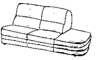Himolla Tangram Sistema 9482 86 SR