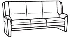 Himolla Tangram Sofa 9852 12 X