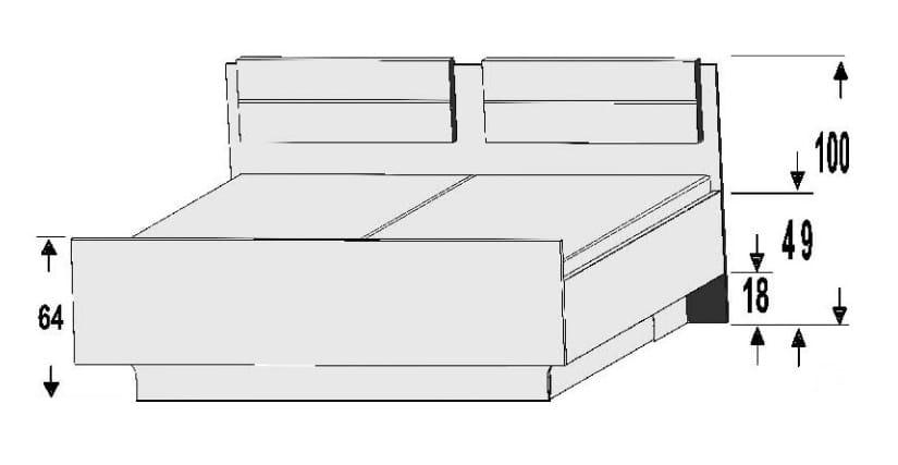 Priess Achat Betten Komfort-Betten