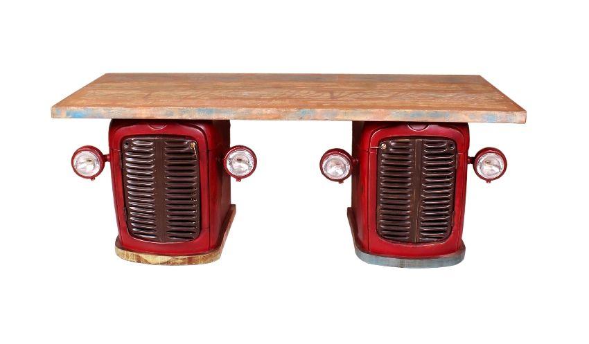 Sit This and That Traktor - Schreibtisch