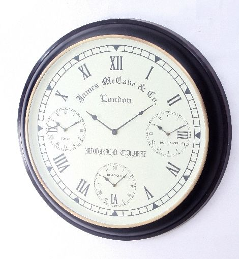 Sit This and That Wanduhr