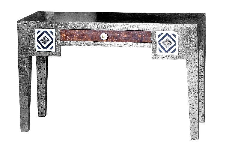 Sit Metal and Bone Schreibtisch