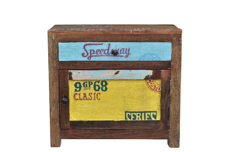 Sit Speedway Kommode