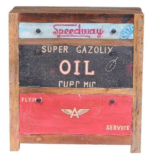 Sit Speedway Schuhschrank