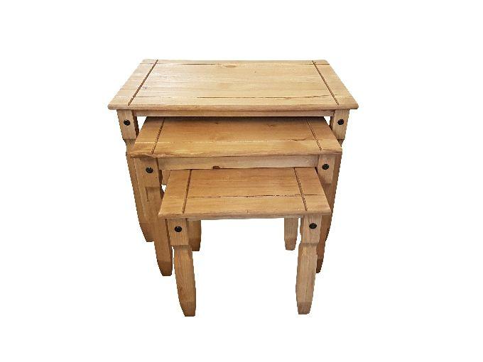 Sit Mexico 3-Satz-Tisch