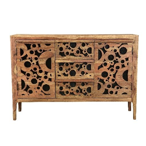 Sit Bubbles Sideboard