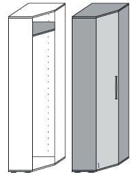 Wittenbreder Roubaix Eckschränke